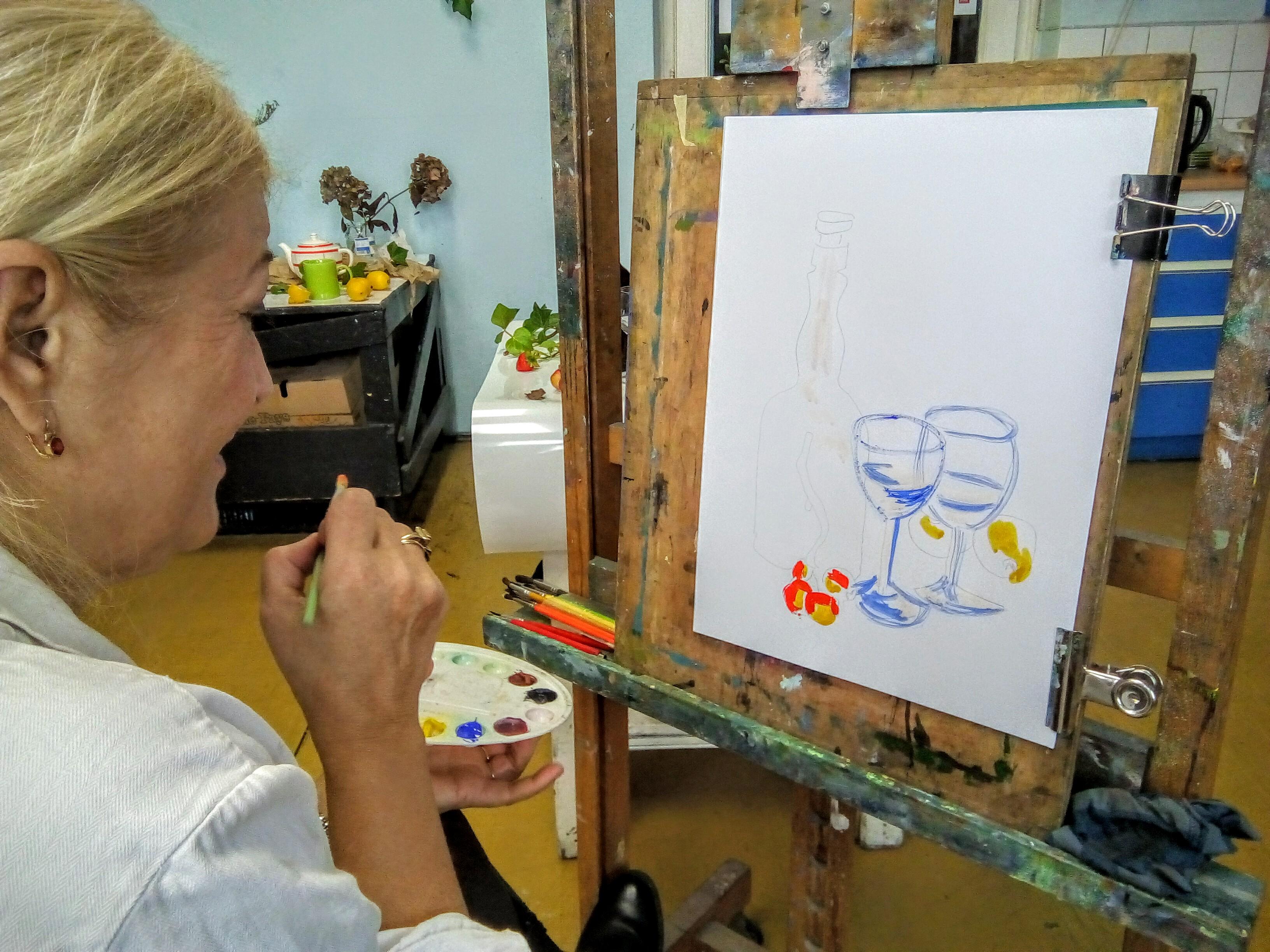 Atelier Praga Prima Kurzy Kresby A Olejomalby Aktuality
