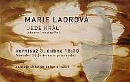 Marie Ladrová akvarely výstava výuka ateliér praga prima