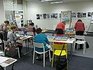 Výtvarné kurzy pro seniory ateliér praga prima