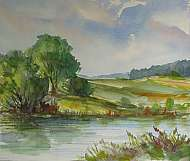 milos-novotny-akvarel-krajina-07