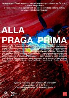 Praga Prima - výstava studentských prací