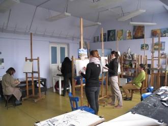 Víkendové kurzy: vytvarne-kurzy-malba-kresba-workshop-04