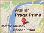 Výtvarné kurzy v centru Prahy